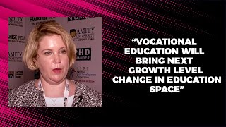 Vocational education will bring next