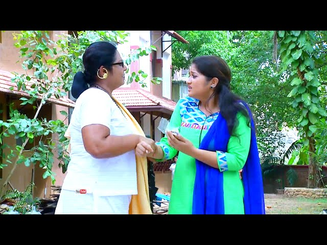 Sundari I Is Deenamma sees Gadha or Aani I Mazhavil Manorama