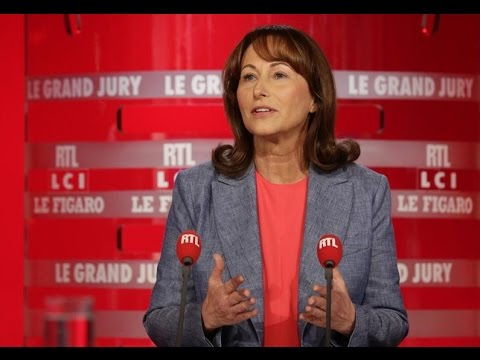 Le Grand Jury du 10 avril : Ségolène Royal (1ère partie)
