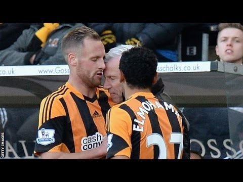 Alan Pardew Headbutting David Meyler (ORIGINAL VIDEO!!)