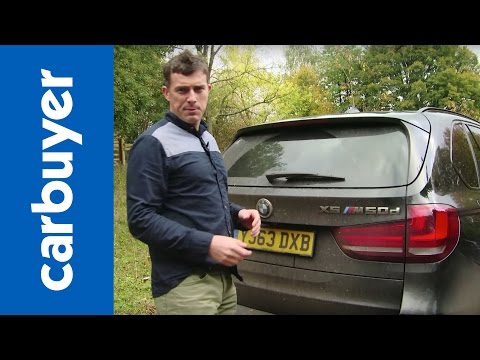 BMW X5 SUV 2013 review - Carbuyer