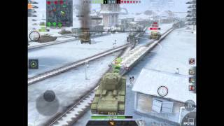 KV-4 MASTERY 7.5K DAMAGE - 5 Kills - 1V3 [WoT Blitz]