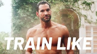 Tom Ellis Explains His Lucifer Workout | Train Like A Celebrity | Men's Health