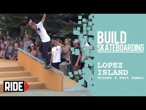 Paul Rodriguez, Jereme Rogers, Bucky Lasek, and More! - The Retreat at Lopez Island