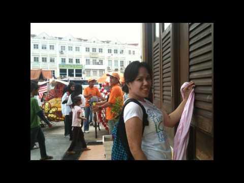 Malacca. World Heritage Site