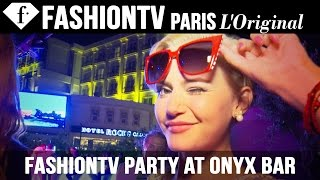 FashionTV Party ft Michel Adam at Onyx Bar Rocks Hotel & Casino Kyrenia Cyprus