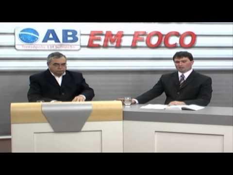 OAB TV - 13ª Subseção - PGM 58