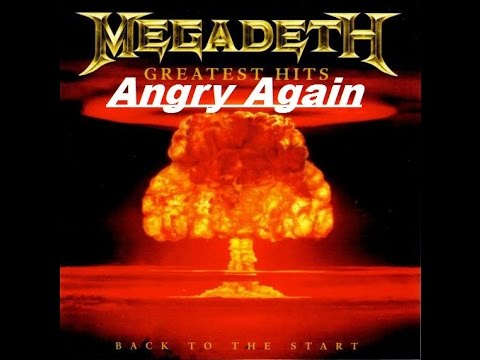 Megadeth - Greatest Hits Back To The Start