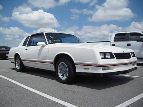 1987 Chevrolet Monte Carlo SS Start Up. Exhaust. and In Depth Tour