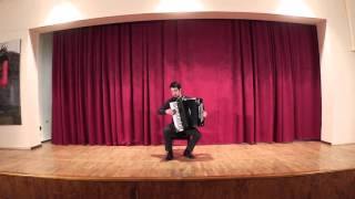 Marko Lukić, harmonika / S. Rahmanjinov – Barkarola