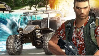 Český GamePlay | Far Cry 1 - Jack a Doktor Krígl | CZ Dabing | HD - 720p