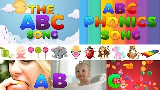 알파벳 파닉스송 | ABC Phonics Song for Kids | ABC Song | Learn ABC Alphabet for Children | Nursery Rhymes
