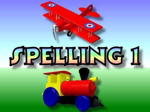 Children's: Spelling 1