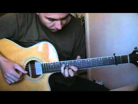 Adrian Legg - Mrs Jack's Last Stand (fingerstyle guitar)