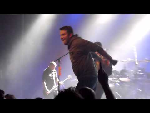 Therapy? - Nowhere & Teenage Kicks & Screamager Live @ AB Brussels Belgium 2012