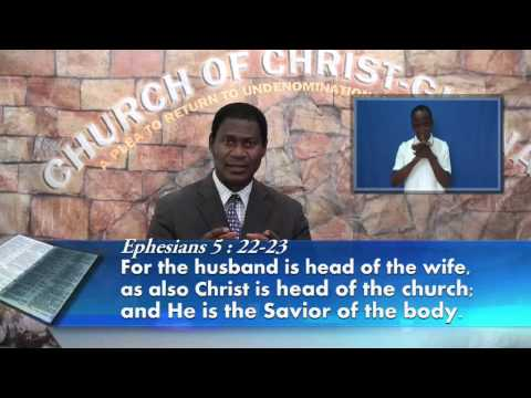 Jesus Yes,Minister Abraham Monney, Church of Christ,Ghana  12 07 2015