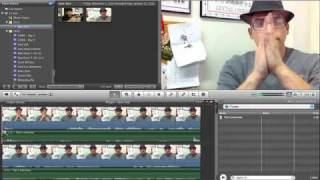 Sync Audio in iMovie'11