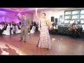best surprise indian wedding reception entrance dance k&k  Picture