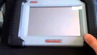 AUTEL DS708 scan tool