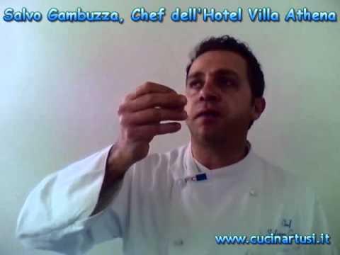 Lo chef Salvo Gambuzza si racconta
