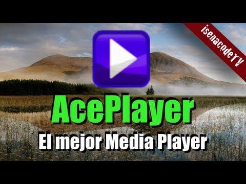 ► AcePlayer: El mejor reproductor de video para iOS (MKV. DivX. WMV y más)