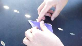 How To Make A Origami Star Box