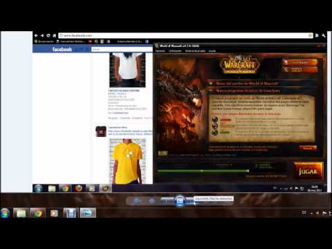 Como Instalar WoW  a Cataclysm y Desactualizarlo Ala Version 4.0.6