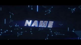 [FAST RENDER] Free intro template // blender only // dual
