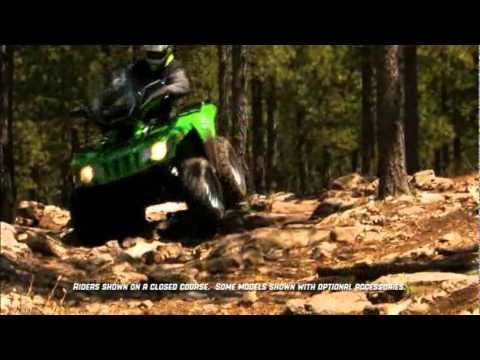 2010 Arctic Cat 550 S Work Utility ATV
