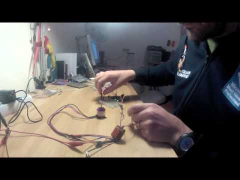 Arduino Electronic Speed Control explained Hackaday