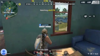Rules of survival or pubg mobile the test stream
