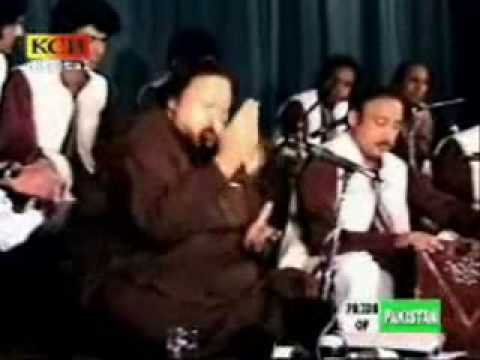 Kali Kali Zulfon - Nusrat Fateh Ali Khan video