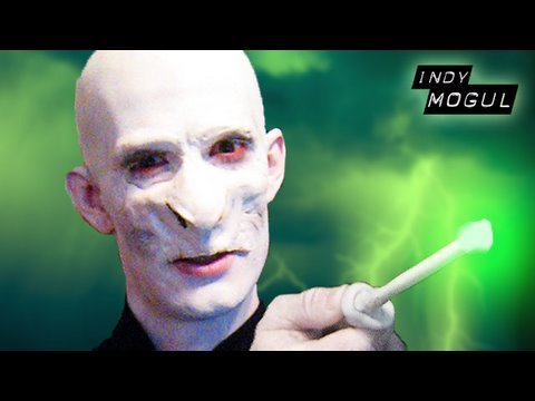 Harry Potter Voldemort Make-up : BFX : Build
