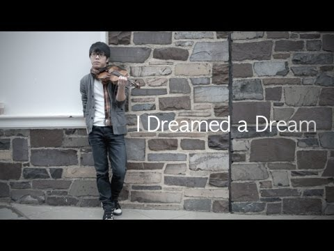 Les Mis&#233;rables - I Dreamed a Dream - Jun Sung Ahn Violin Cover