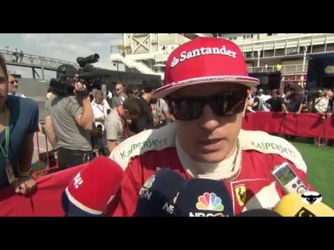 Sebastian Vettel and Kimi Raikkonen praise Max Verstappen #SpanishGP