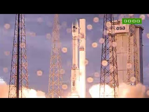 Launch Replay: Vega qualification flight