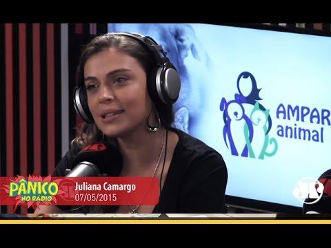 P�nico: 07/05/15: Juliana Camargo
