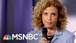 Joe: Debbie Wasserman Schultz Getting In The Way, Helping Donald Trump | Morning Joe | MSNBC