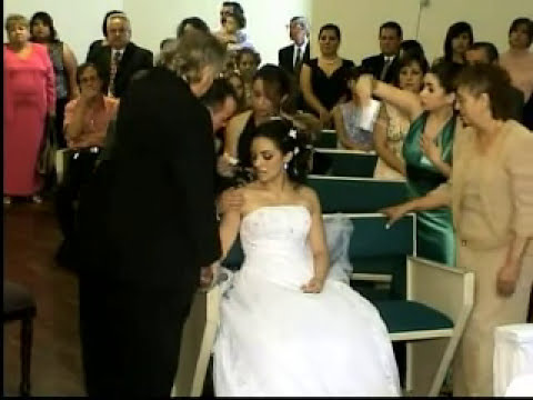 Desmayo Marlene Boda