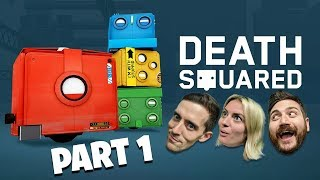 Death Squared Part 1 - Funhaus Gameplay