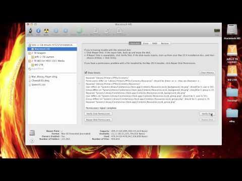 Repairing Your Mac Hard Drive in Disk Utility
