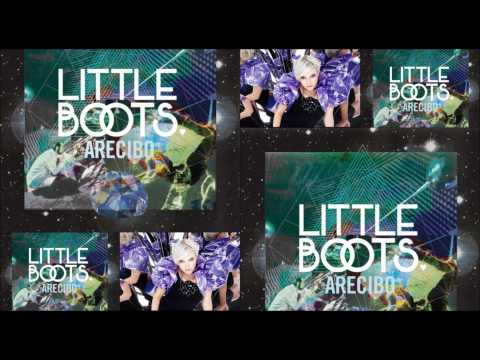 Little Boots - Stuck On Repeat (Fake Blood Remix) - Arecibo - EP