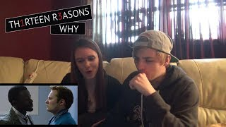 13 Reasons Why - Season 2 Episode 1 (REACTION) 2x01
