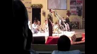 Irfan Manpuri in Awami Bank Mushaira in Patna on 28th Nov.2012