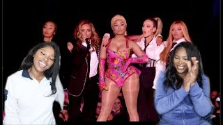 "Nicki Minaj & Little Mix ""Good Form/Woman Like Me"" Live 