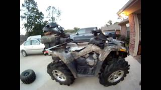 Can Am 800 Outlander cheap Lift Kit