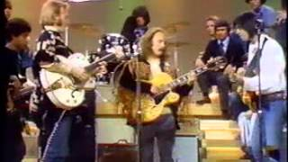 Neil Young & Crosby, Stills & Nash - Down By The River Live