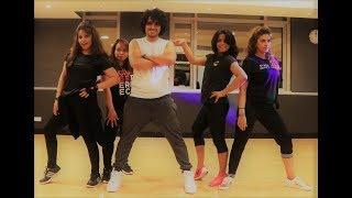 Heeriye - Race 3   Ansar Khan choreography    Desi Dance Exercise   Desi Dx
