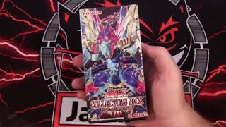 Yugioh Collectors Pack Duelist of Flash Version Unboxing - New Numbers & Anime Cards