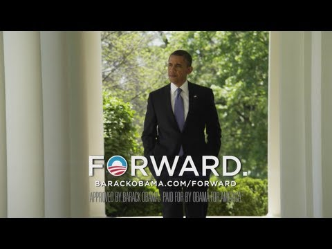 Youtube Viral Videos - Obama's Re-election Ad